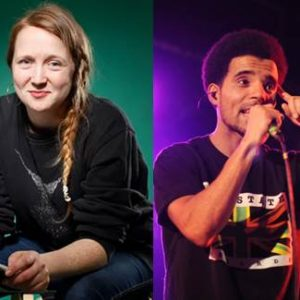 Hollie McNish and Akala
